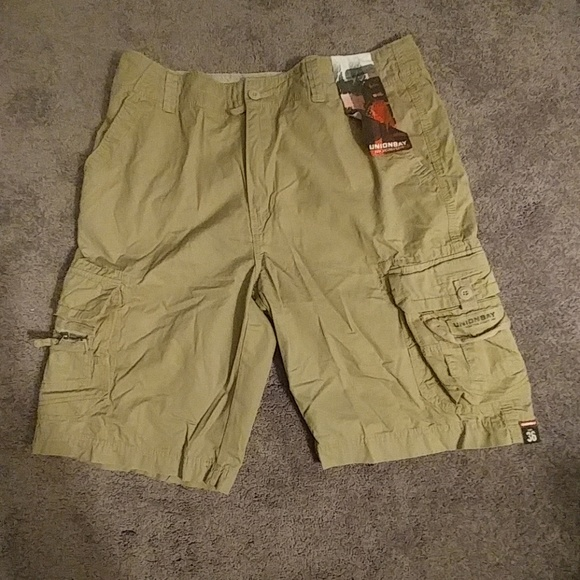 9fd899b670 UNIONBAY Shorts | Nwt Young Mens Cargo | Poshmark